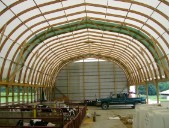 Duecks' Laminated Rafters Gallery